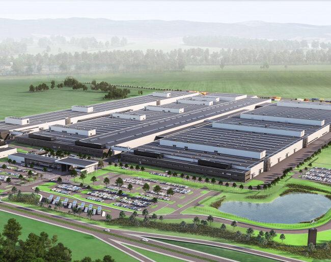 Fabryka – Mercedes Benz Manufacturing Poland  w Jaworze