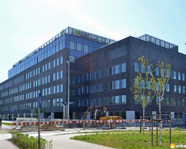 Biurowiec West Link, ul. Szybowcowa, Wrocław